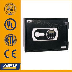 Coffre-fort résistant au feu coté d'UL mini (FDP-30-1B-EH)