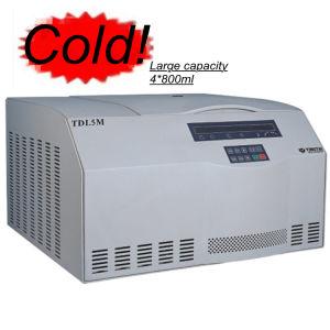Центробежка Tdl5m Benchtop низкоскоростная Refrigerated