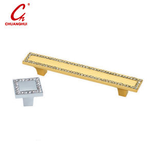 普及したデザイン家具のハンドルの引きの水晶ハンドル(CH2014)