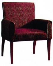 Chaise en bois moderne d'hôtel de vente chaude (EMT-HC70)