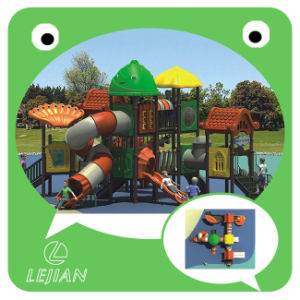 1176 de haute qualité pour enfants en plastique de jeu extérieure