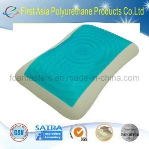 냉각 젤 기억 장치 거품 베개 (PMU-8001) – 냉각 젤 기억 장치 거품 ...