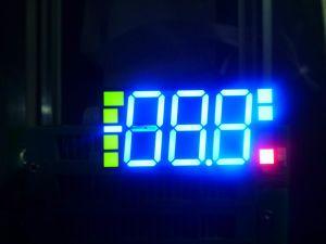 Module fait sur commande conforme d'Afficheur LED de RoHS Digital (KT181)