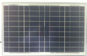 Poly het Zonnepaneel van uitstekende kwaliteit Module 50W