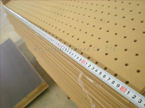 Forces de d fense principale de 3mm hole board pour decoration usage forces de d fense - Panneau mdf 3mm ...