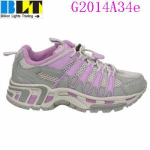 Play de Blt Girl e Explore Trail Running Style Sport Shoes