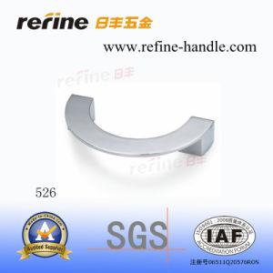 Traitement en alliage de zinc de traction de matériel de meubles (Z-526)