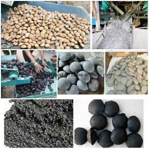 Machine professionnelle de presse de briquette de charbon for Fabrication charbon de bois