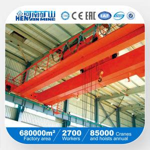 32 toneladas grúa de arriba de la viga doble resistente de 50 toneladas