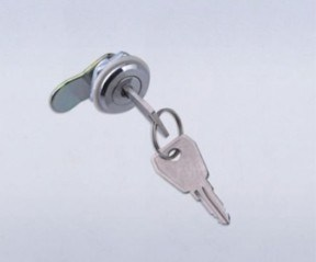 Serrure de Cabinet en métal de serrure de tiroir (YH05)