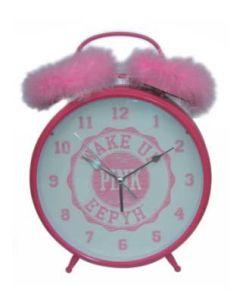 Horloge d'alarme de Bell en métal (KV211S)