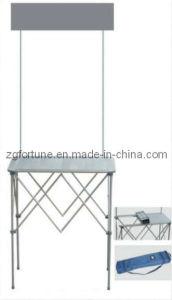 Mesa de alumínio da promoção (estalar acima o tipo)