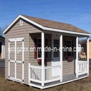 Prefab huis het huis van de tuin huis panelized mobiele for Mobiele woning in de tuin