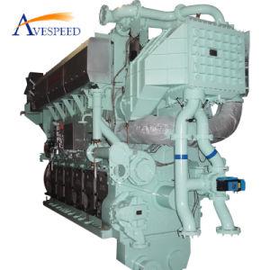 6n330-En/2574kw Yanmar Main Boat Engine