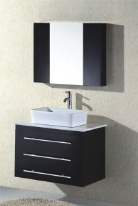 虚栄心MDFの浴室用キャビネットSanitaryware (825)