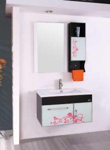 浴室用キャビネット/PVCの浴室用キャビネット(W-120)