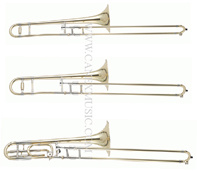 Instrumento de bronze / Trombone / Trombone Tenor / Trombone Junior (TBB-L)
