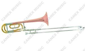 Instruments en laiton/Trombone/Trombones glissière de accord de teneur (TB10C-L)