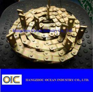 Chaîne en acier de cheville de charnière de Convery de qualité