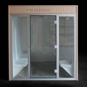 De traditionele Volwassen Infrarode Droge Zaal van de Sauna (SR8M5001)