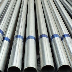 ASTM Structual에 의하여 직류 전기를 통하는 강철 관