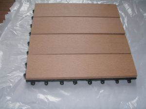 Telhas do Decking do assoalho Tile/DIY do Decking do jardim (DIY303023B)