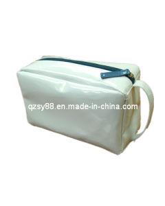 Saco relativo à promoção do cosmético do saco da composição