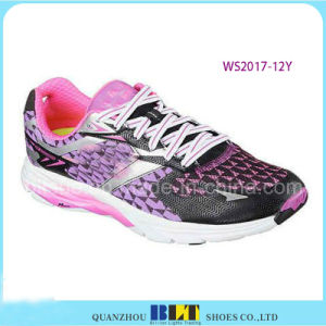 Sapatas Running atléticas do esporte do estilo da menina de Blt