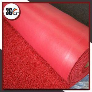 Tapis de PVC avec la pile épaisse et le support lourd (3G-9B-1)