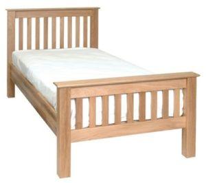 3 ' 단단한 오크 1인용 침대 단단한 나무 1인용 침대 – 3 ' 단단한 ...