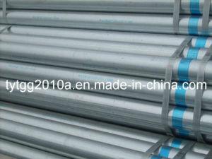전등 기둥을%s 직류 전기를 통한 Welded Steel Pipe