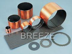 Coussinet d'auto-lubrification de brise de qualité