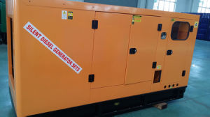 100kw Cummins Engine Diesel Power Silent Generator (HN-120C)