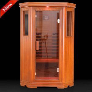 De binnen Zaal van de Stoom van de Sauna voor Persoon 2 (SR1O001)