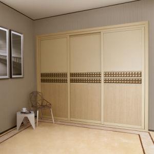 garde robe en bois de porte coulissante du panneau 3 des graines yg61449 garde robe en bois. Black Bedroom Furniture Sets. Home Design Ideas