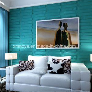 panel de pared acstico de aislamiento de sonido d de pvc para la decoracin interior