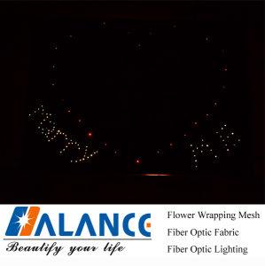 Licht van het Plafond van de vezel het Optische voor Belangrijkste van het Huwelijk Achtergrond