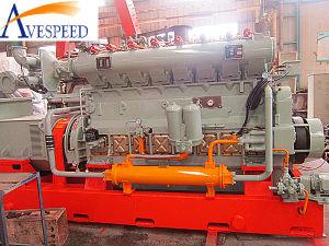Возобновляющая энергия 600gf1-Rz/Pwz Model Large Power Biogas Generator Set