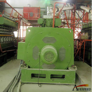 Hfo Power Plant15mw (4X3MW+2X1.2MW) Generator Sets