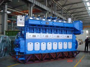 Двигатель дизеля хода морского пехотинца 4 скорости средства Avespeed Dn8340 2940kw-4500kw надежный идущий