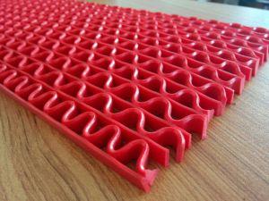 couvre-tapis en forme de s ou Z-Shaped de PVC de 5mm et de 4mm de Bath de pièce