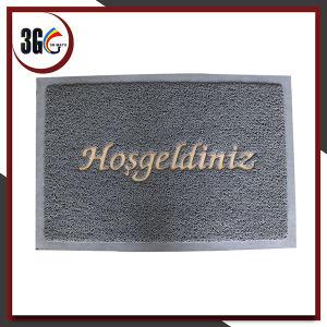 Extérieur utile de couvre-tapis de porte d'entrée de PVC, hôtel
