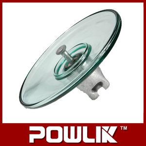 Isolador de vidro do perfil do ar aberto da alta tensão (LXAP-160/240)