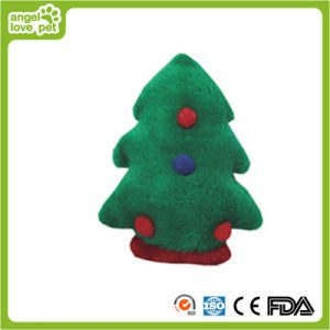 Hundespielzeug-Plüsch-Kauen-Weihnachtsbaum-Spielzeug