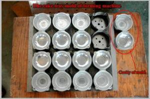 Automático BOPS a máquina plástica de Thermoforming com empilhador