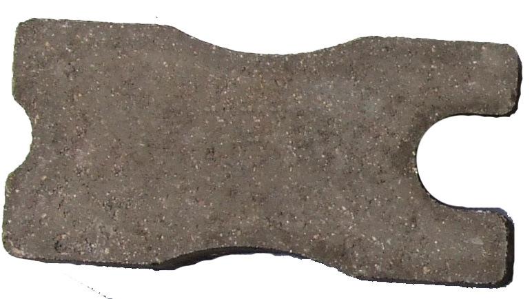 Cement Block Spacer For Mortar : Bloco concreto do espaçador cimento que faz a máquina