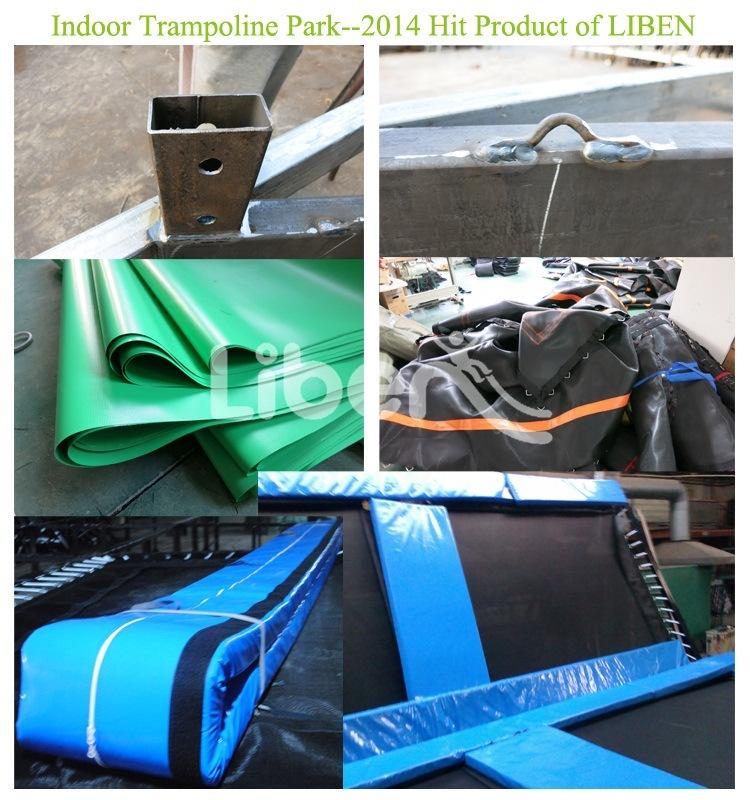 Springs Trampoline Park Albuquerque Nm: China Factory Price Of Indoor Trampoline