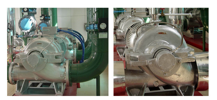 Industry Circulating Water Pump with Electrical Motor