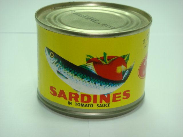 Как сделать консерву из сардин