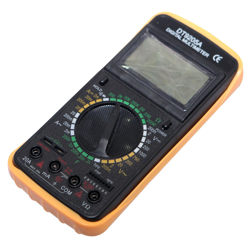 China Digital Multimeter (DT9205A) - China Multimeter ...